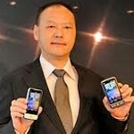 Peter Chou says HTC is not interested in having its own OS, will stick with Android