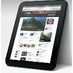 Tests showed webOS running twice as fast on an iPad than its native TouchPad