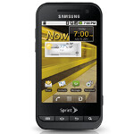 Sprint gives you a WiMax Android phone for $100 on contract as the Samsung Conquer 4G launches today