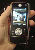 First pictures of Motorola RIZR Z10