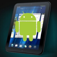 HP TouchPad Android porting project started by the Touchdroid Team