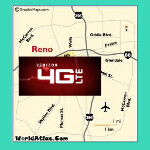 Verizon bringing LTE to Reno on September 15th