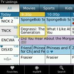 Comcast XFINITY app for BlackBerry allows you to manage your programming on the go