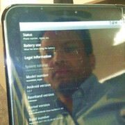 First case of Android running on HP TouchPad caught on video
