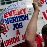 Verizon employees end strike, but don't have a deal yet