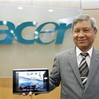 Acer swings into the red for the first time in its history, iPad to blame