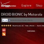 Motorola DROID BIONIC and LG Enlighten spotted on Verizon testman site