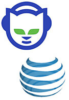 AT&T to offer access to Napster Mobile's music database