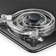 iPad gets treated to a stick-on joystick, courtesy of Logitech