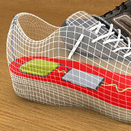 Charge your phone by walking - reverse electrowetting shows promising results
