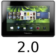 BlackBerry Tablet OS 2.0 leaks in a set of spy photos, Android apps support for the PlayBook may be near