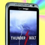 Finally, the HTC ThunderBolt reaches that familiar $0.01 on-contract pricing with Amazon