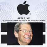 Apple's board grants new CEO Tim Cook 1 million shares to lock him up until 2021