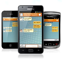 Samsung to break champagne for ChatON - its cross-platform mobile messaging service