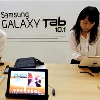 Samsung Galaxy Tab 10.1 Australian launch delayed, Apple's lawsuit to blame