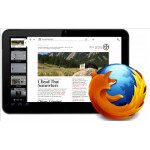 Mozilla shows off Firefox for tablets