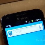 T-Mobile Samsung Galaxy S II Hands-on