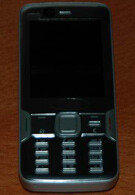 Spy photos of Nokia N82