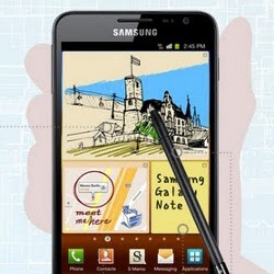 Samsung Galaxy Note versus Samsung Galaxy S II: spec comparison