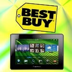 Best Buy is offering $50 to $150 discounts off its BlackBerry PlayBook selection