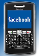 Free Facebook upgrade for BlackBerry OS