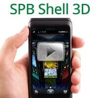 SPB Shell 3D arrives on Symbian^3