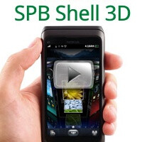 SPB Shell 3D arrives on Symbian^3