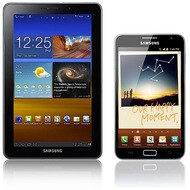 Samsung GALAXY Tab 7.7 and GALAXY Note are not bound stateside for now