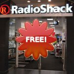 With their impending boot, RadioShack is having a