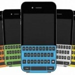 SmartKeyboard gives Apple iPhone users a thin, physical QWERTY keyboard
