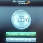 Motorola DROID BIONIC's browser scores high in benchmarking test