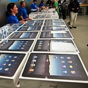 Best Buy October 21st Apple fixture installation is not for an iPhone launch