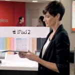 New Motorola DROID BIONIC ad shows the phone while Verizon also touts the Apple iPad 2