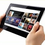 Best Buy puts the Sony Tablet S on display for pre-order
