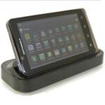 Motorola DROID BIONIC HD Station Hands-on