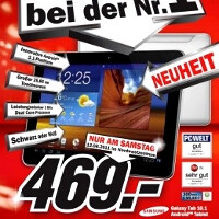 Apple's injunction against the Samsung Galaxy Tab 10.1 in Germany might be circumvented, but at a cost