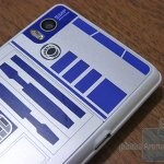Motorola DROID R2-D2 also gets its fill of Gingerbread as well