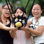 Angry Birds theme park opens in China