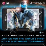 "LG Mobile and Gameloft host ""N.O.V.A. 3D"" gaming tournament with the LG Thrill 4G"