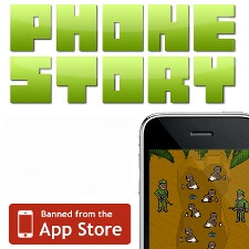 Apple pulls Phone Story from the App Store: an iOS game about the dark side of your phone