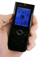 Hands on with Nokia 7900 Prism