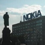Nokia tweets that it will ship its first Windows Phone model by the end of the year