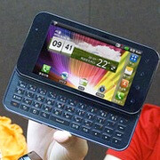 LG Optimus Q2 gets unveiled in its homeland, Tegra 2 chip meets physical QWERTY keyboard