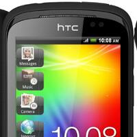 HTC Explorer first press shot surfaces