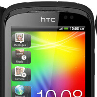 HTC Explorer first press shot surfaces