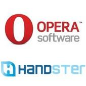 Opera acquires Handster app store