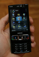 Hands on with Nokia N95 8GB