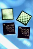 Samsung developed single-chip RFID reader for cellphones