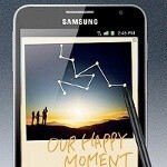 Samsung Galaxy Note arriving in the UK in late November
