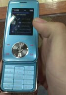 LG Chocolate now in Light Blue version